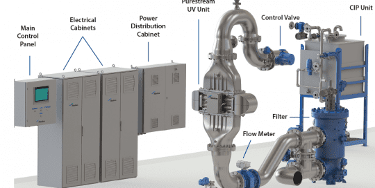Purestream™ Ballast Water Management System Data Sheet