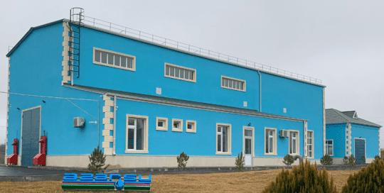 Agstafa City, Azerbaijan, Addresses Drinking Water Disinfection Needs Using Hydro-Optic™ UV