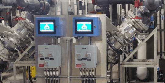 Canadian Fish Hatchery, Sam Livingston, Chooses Hydro-Optic™ UV for Water Biosecurity