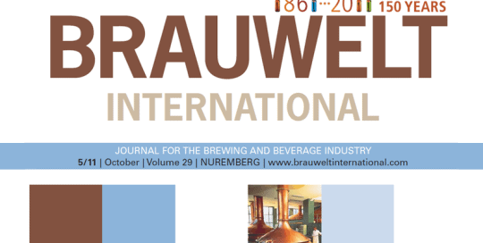 Brauwelt International Article: Hydro-Optic™ UV Water Biosecurity and Safety