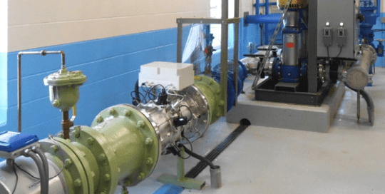 Lunenburg Water District Improves Water Disinfection with Hydro-Optic™ UV Solution