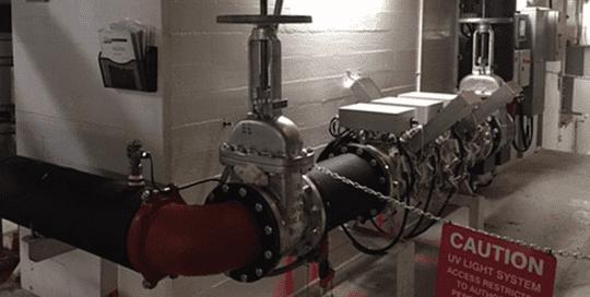 Ontario Power Generation DeCew II Generating Station Installs Hydro-Optic™ UV System to Mitigate Invasive Mussels