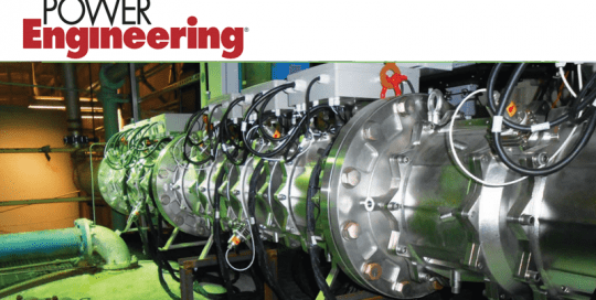 Power Engineering: Hydro-Optic™ UV Technology for Boiler Feed Water Dechlorination