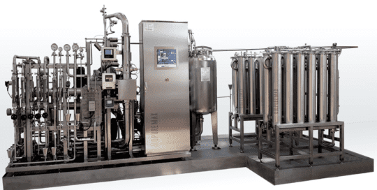 Complete Biosecurity for Pharmaceutical Water Production (PW/WFI) Incorporates the Innovative Hydro-Optic™ UV Technology