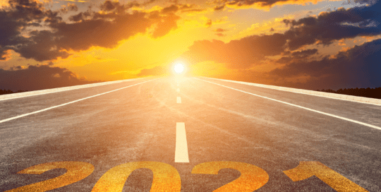 Looking Back on 2020 and Ahead to 2021