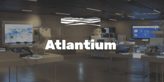 Peres Center for Peace and Innovation Features Atlantium in Its 2021 Exhibit
