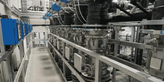 Atlantium's Hydro-Optic™ UV Solution for RAS