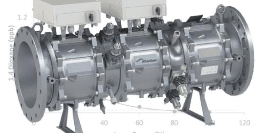 Atlantium's Hydro-Optic™ UV AOP Technology